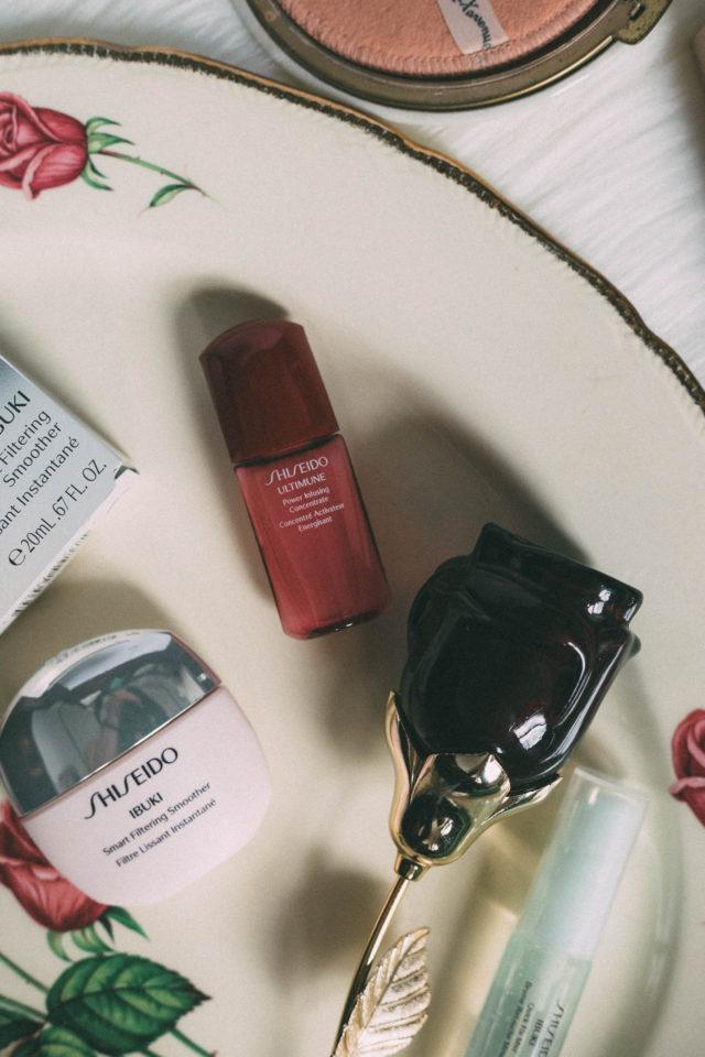 Shiseido , Ibuki Survival Kit, Ibuki Smart Filtering Smoother, Shiseido Ultimate Power Infusing Concentrate, Shiseido Ibuki Beauty Sleeping Mask, Shiseido Ibuki Quick Fix Mist , Sephora, Influenster