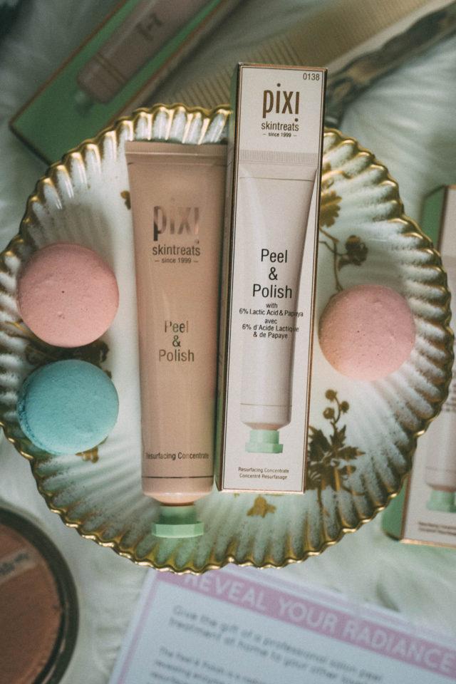 Pixi Peel and Polish, Review, Pixi Beauty UK