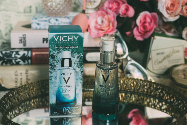 Vichy Mineral 89 Fortifying, Hydrating & Plumping Daily Skin Booster, Face Moisturizer with Hyaluronic, Vichy Idealia Radiance Activating Night Face Peel with Glycolic Acid, Vichy Idealia Serum, Idéalia Eyes, Vichy Idealia Mattifying Sorbet-Cream, review
