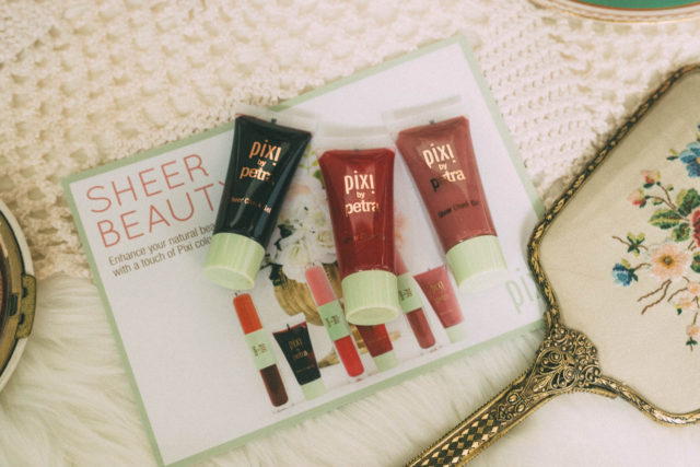 Pixi Beauty, GelTint and SilkGloss, Review, Sheer Cheek Gel