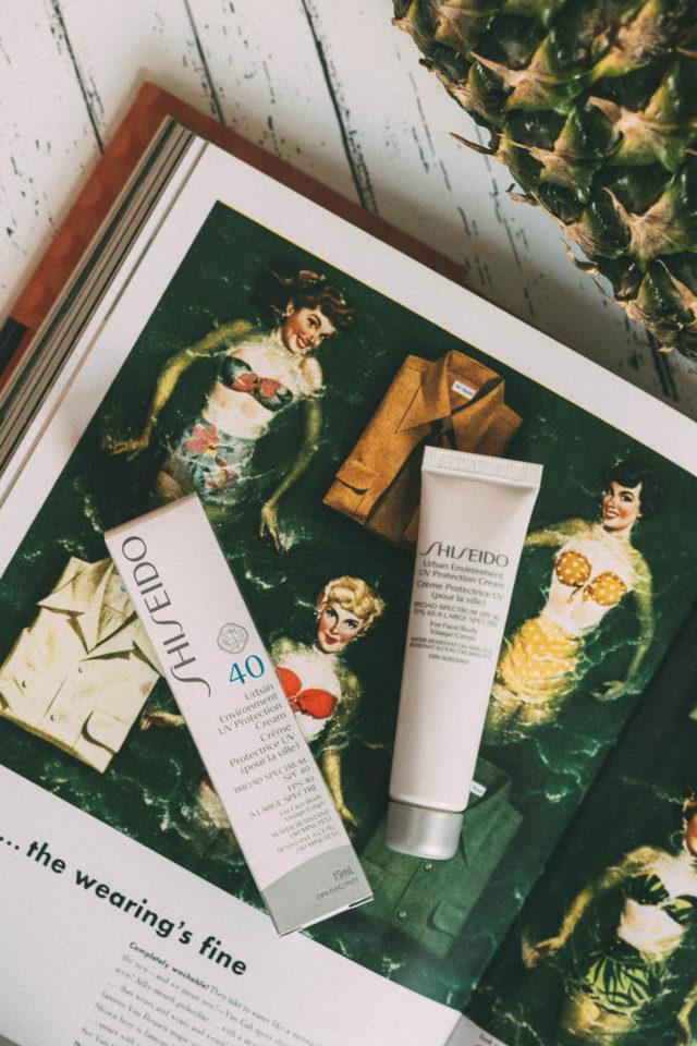 Shiseido Sports BB Broad Spectrum SPF 50+ WetForce, Shiseido Ultimate Cleansing Oil, Shiseido Urban Environment UV Protection Cream SPF 40, Review