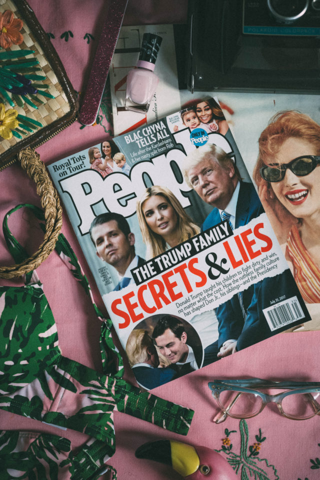 People Magazine, southern Living, Real Simple, Vintage, Retro, Summer, Relaxation, Ideas, Activities
