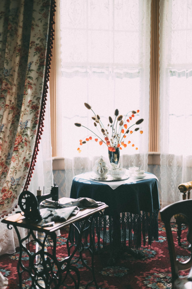 Ross Bay Villa, Historic House, Museum, Victorian, heritage, vintage, retro, Victoria, BC, Fairfield