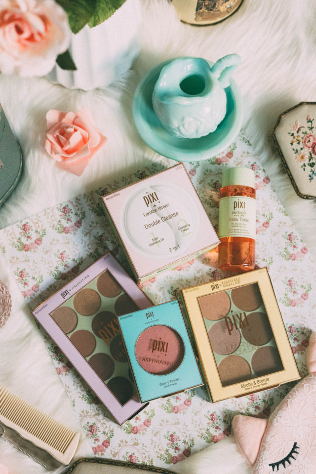 Book of Beauty-Contour Creator, Pixi Beauty, Vegan, Cruelty free, Get The Look - ItsEyeTime, Beauty Bronzer, Glow Tonic, Double Cleanse,