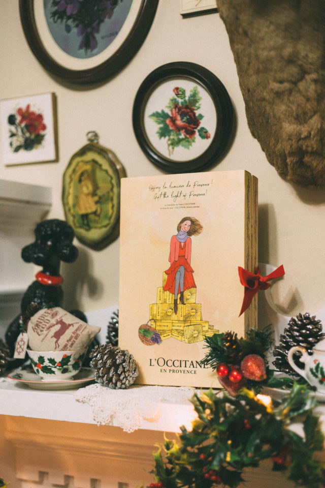 L'Occitane, Signature Beauty Advent Calendar, 2017, review, Holiday, Christmas , Addictive Terre de Lumiere Collection, gift ideas, for her