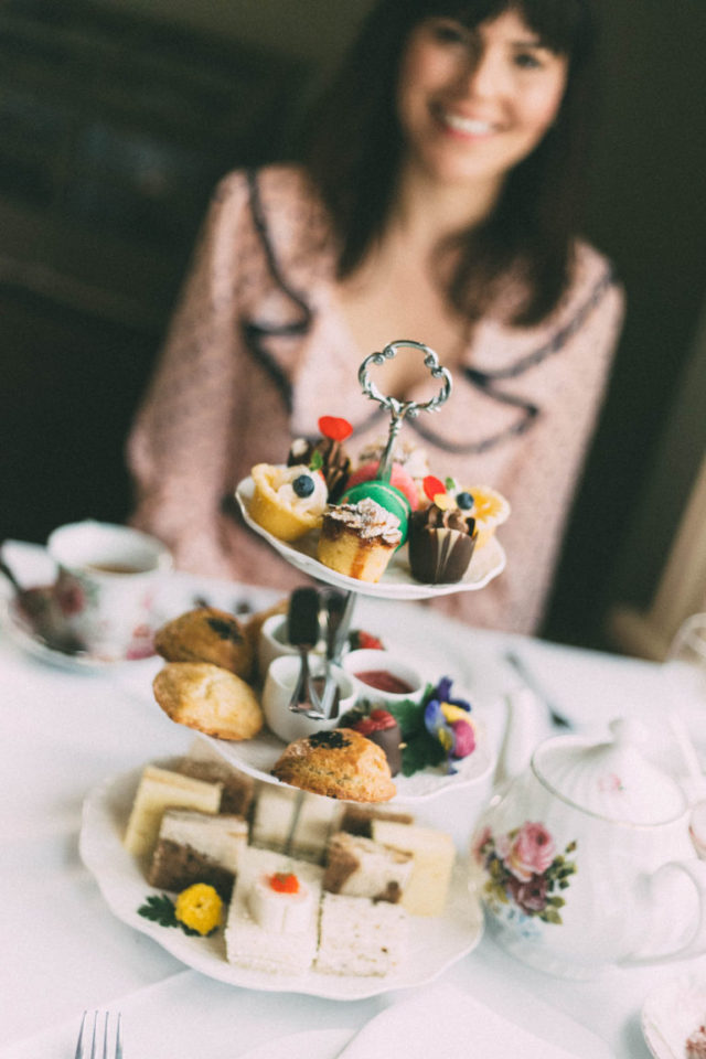 The Pendray inn, High Tea