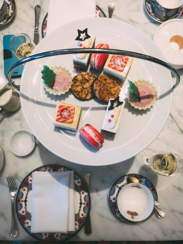 FESTIVE CHAMPAGNE AFTERNOON TEA, The Fairmont Empress, Christmas, Holiday Tea, traditional Afternoon Tea , Veuve Clicquot Brut Champagne, Victoria, High Tea, Afternoon Tea