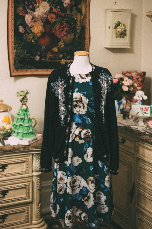 Vintage style, retro, fashion, style, winter, vintage style, winter fashion, winter look book, look book, 1950s, fashion blogger, thrift store,