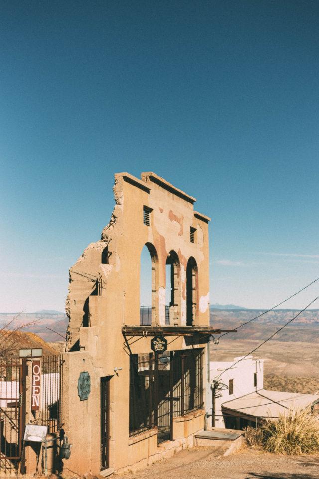 Phoenix, Arizona, vintage, pool, Ola Dubois, Chihuahua, Jerome, Arizona, Ghost Town , vintage, fashion, dress, style