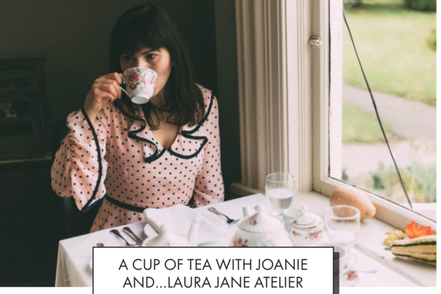 Joanie Clothing, Interview, Laura Jane Atelier