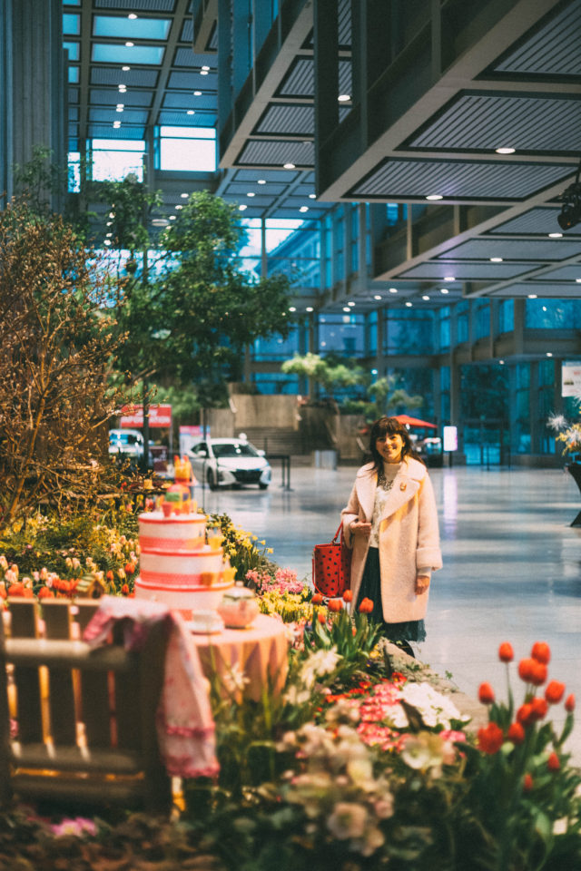 Clipper Vacations, Seattle, hotel Theodore Seattle, 2018 Northwest flower and garden show, things to do in Seattle, vintage fashion, spring, travel