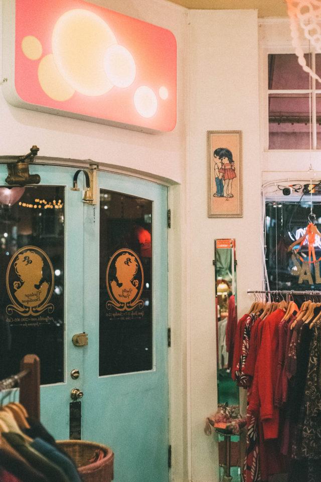 Pretty Parlor, Seattle's Favorite vintage & Indie Fashion Boutique, Vintage Shopping Seattle, Shop Cat, Vintage Fashion, Retro,
