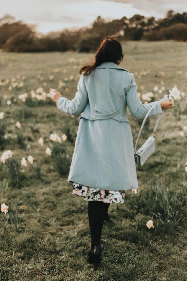 MINNESOTA COAT, Review Australia, BETTY BLOOM DRESS,