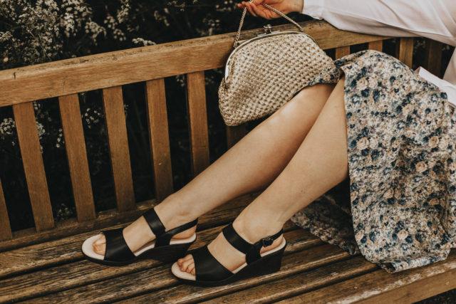 Prairie girl style lookbook, vintage prairie style, prairie girl, little house on the prairie, SAS shoes, SAS Heather shoes, vintage fashion summer fashion,