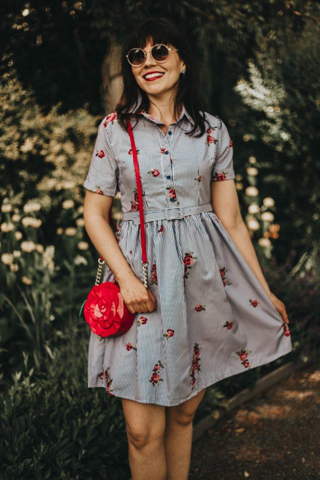 Modern to Retro Fashion Challenge Chic Wish Summer Style