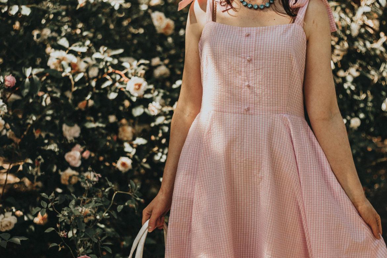 Modern to Vintage Fashion Challenge // Chic Wish