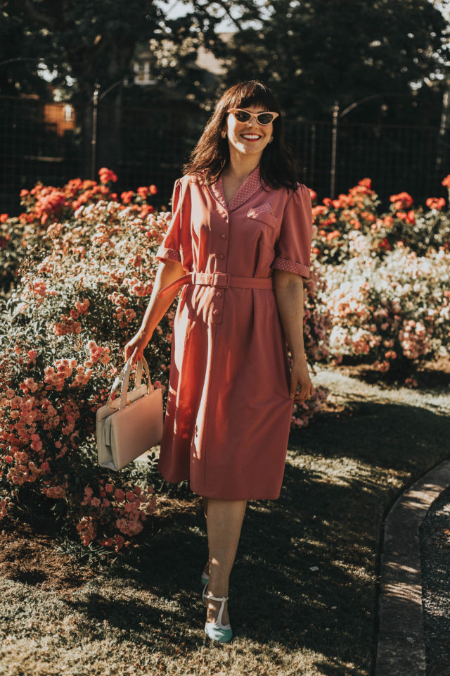 Ragstock Vintage, Vintage Clothing Online, 1950s inspired vintage dress, vintage fashion, summer, style,