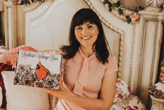 Red Bird Vintage Box, July, Review, Subscription, Red Bird Vintage, Vintage Subscription Box, vintage clothing and accessories