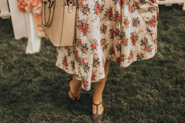 Croquet at the Empress, 2018, Fairmont Empress, social affair on the front lawns of Fairmont Empress, Croquet tournament, summer games of a bygone era, Edwardian Fashion, Vintage floral Dress, Collectif Floral Dress