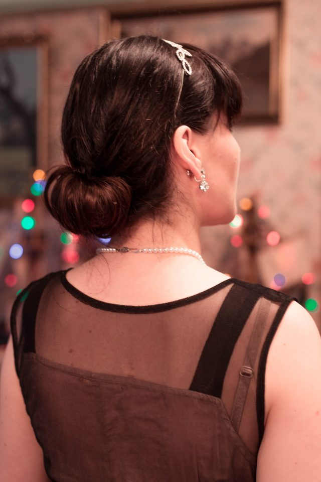 Downton Abbey Lady Mary NYE Vintage Outfit Ideas