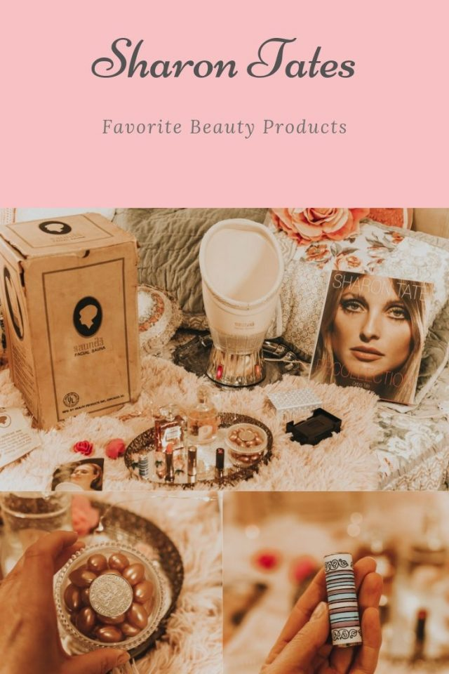 Sharon Tates favourite Beauty Products, The Estate of Sharon Tate, Margot Robbie as Sharon Tate, Quentin Tarantino's Charles Manson movie Once Upon a Time in Hollywood, Sharon Tate's vintage beauty products, Sharon Tate Makeup, Sharon Tate's Favorite perfume, Chanel No 5, Jicky, Erno Lazlo,