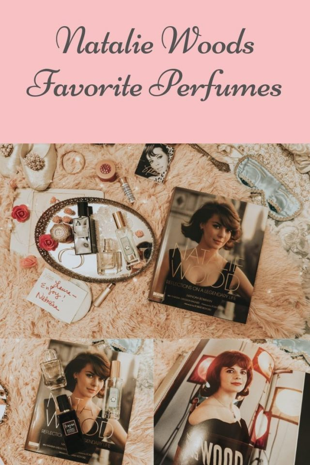 Natalie Wood,Natalie Wood, Natalie Woods Favourite perfumes, Jungle Gardenia, Fracas Perfume, Natalie Wood Fragrance, Natalie Wood Perfume, Vintage perfumes you can still buy today