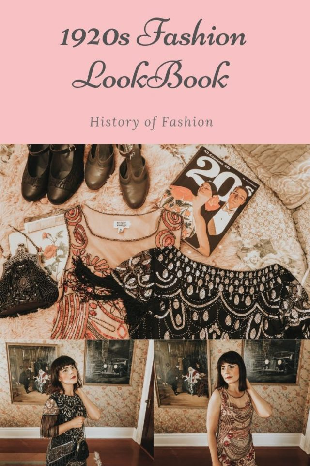 100 years of fashion, history of 1920s fashion, flapper fashion, 1920s flapper, 1920s fashion history