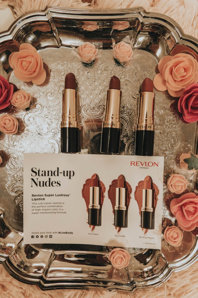 The Marvelous Super Lustrous Collection, Vintage Revlon shades you can still buy today, Mrs. Maisel Revlon Lipstick, Vintage Revlon lipstick shades,