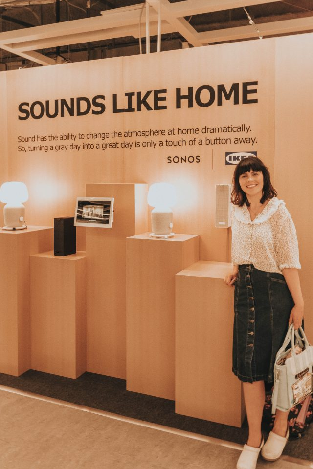 SYMFONISK Sonos speaker, Ikea 2020 catalogue