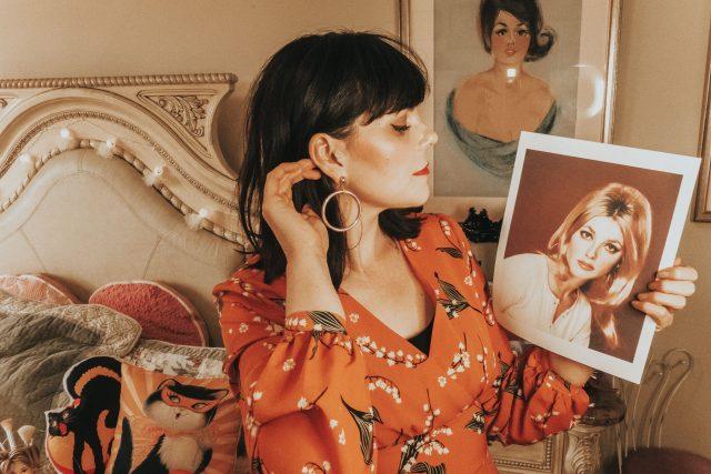 Sharon Tate, Sharon Tate's vintage jewellery collection, Sharon Tate earrings, Sharon Tate's necklace,