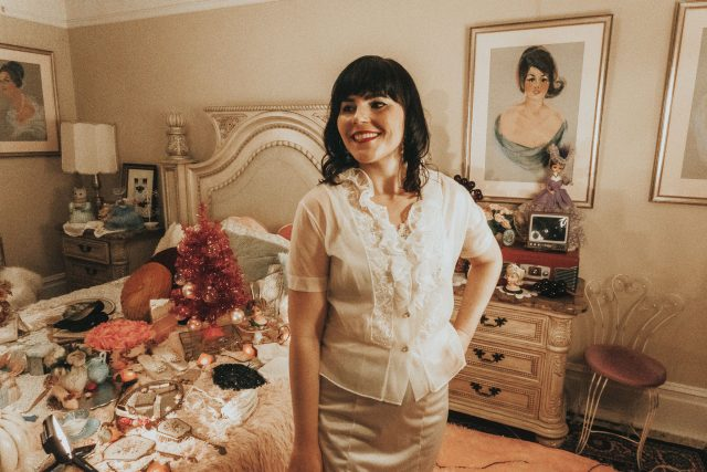 vintage estate, vintage haul, vintage fashion haul, vintage fashion, vintage nightgown
