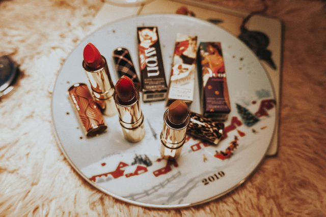 Avon Vintage limited edition, vintage Avon, vintage inspired Avon, Avon limited edition iconic collection, Vintage inspired Avon lipstick