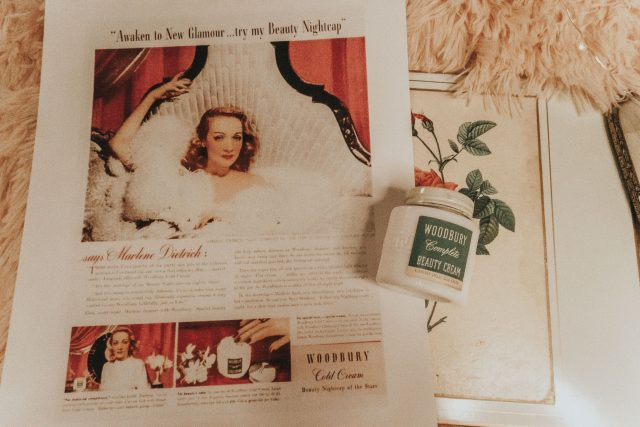 Marlene Dietrich's favorite Beauty products, Marlene Dietrich perfume, Marlene Dietrich vintage beauty ads, Marlene Dietrich skincare products, Marlene Dietrich style icon,