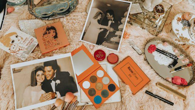 Priscilla Presley makeup tutorial, Priscilla Presley, 1960s makeup tutorial, vintage makeup, 1960s makeup, vintage doll cosmetics