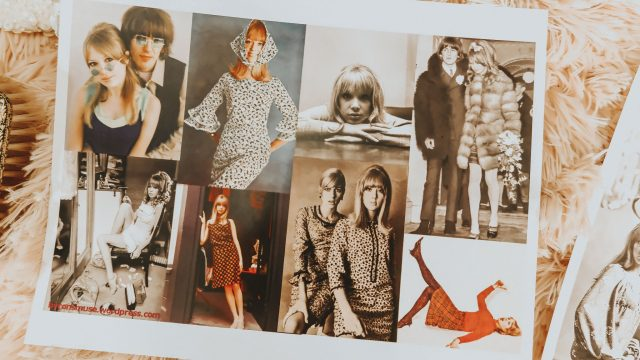 Pattie Boyd 1960s Fashion lookbook, Pattie Boyd, Pattie Boyd Fashion, Pattie Boyd Style, 20th century style icons, 1960s fashion, Pattie Boyd style, Pattie Boyd George Harrison, Pattie Boyd Eric Clapton