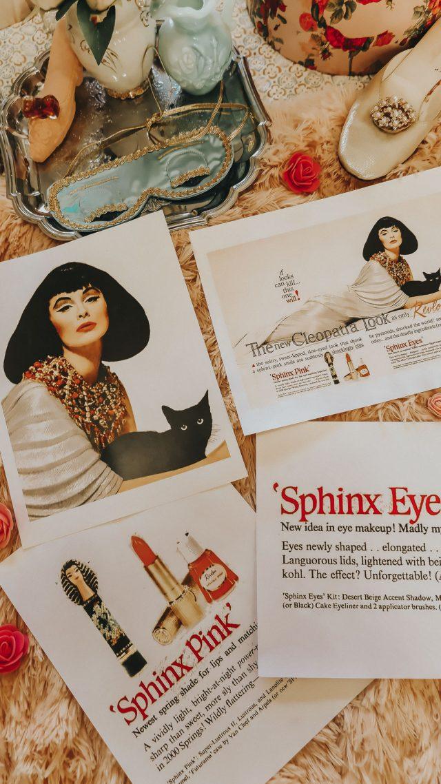 Cleopatra, Elizabeth Taylor, Cleopatra 1960s makes tutorial, Elizabeth Taylor Cleopatra makeup tutorial, Cleopatra vintage revlon tutorial