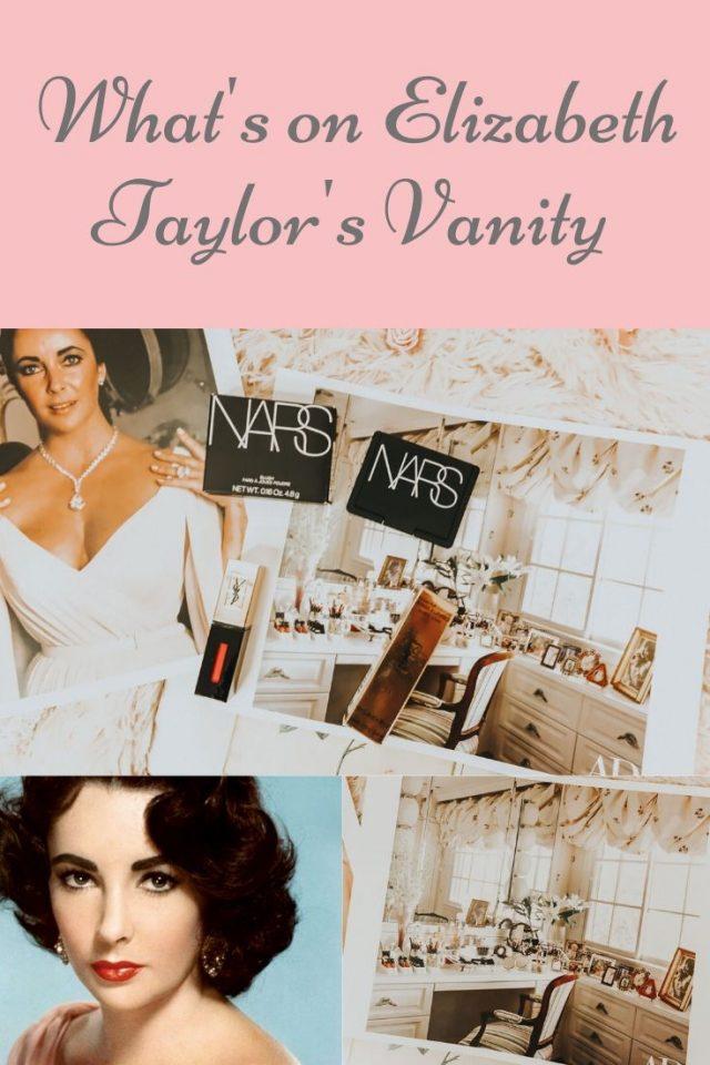 Elizabeth Taylor, Elizabeth Taylor Perfume, Elizabeth Taylor White Diamonds, Elizabeth Taylor Home Tour, Elizabeth Taylor Favorite Beauty products, Elizabeth Taylor Vanity, Elizabeth Taylor dressing table,