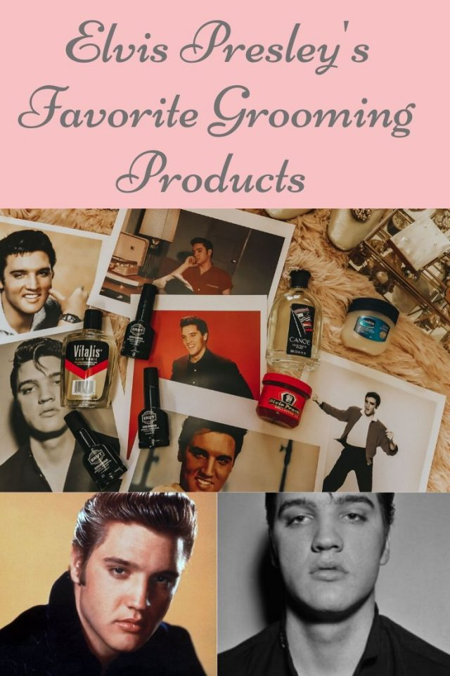 Elvis Presley's Favorite Grroming Products, Elvis, Elvis Presley's, Larry Geller, Elvis Presley Haircare routine, Elvis Presley Haircut, Elvis Presley haircare products, Elvis, King of rock, Vitalis,