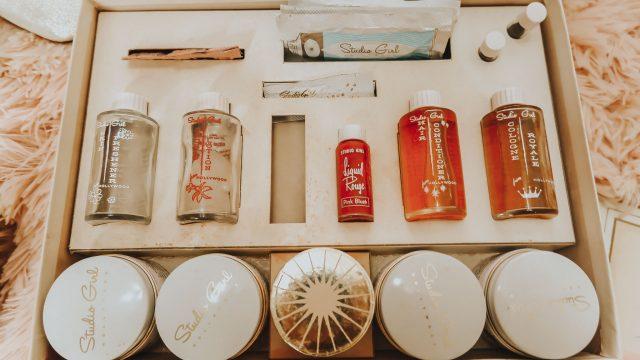 long lost beauty brands, vintage beauty brands, vintage makeup, studio girl cosmetics, popular 1950s makeup brands, 1950s makeup, 1960s makeup, vintage makeup, vintage cosmetics, vintage beauty products