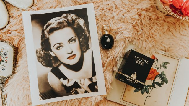 Bette Davis' Favorite beauty products, Bette Davis. Bette Davis beauty secrets, Bette Davis perfume, Bette Davis Beauty routine