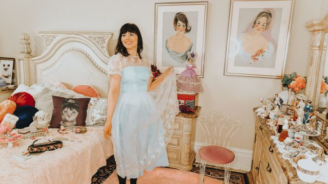 Vintage Dress haul, vintage dress collection, 1950s dress, 1960s dress, 1970s dress, vintage fashion,