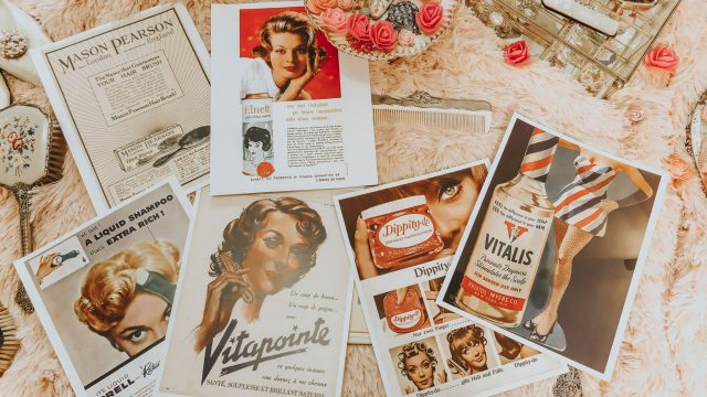 vintage haircare products, vintage hair products, vintage hair, vintage hair styling,