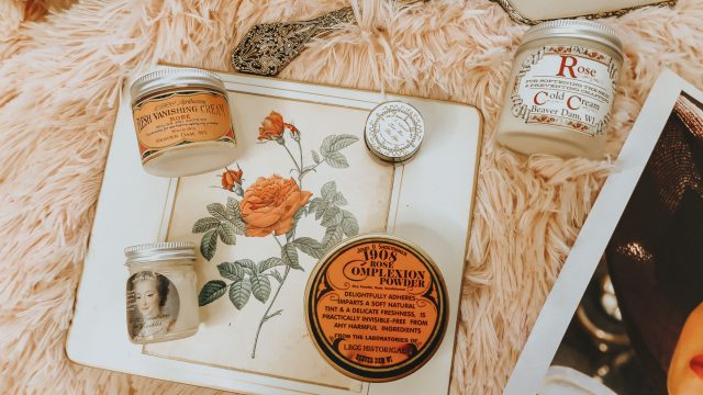 Rose DeWitt Bukater's Favorite beauty products, Rose Dawson, Jack Dawson, Edwardian Beauty products, Edwardian Makeup, Titanic Makeup, heart of the ocean