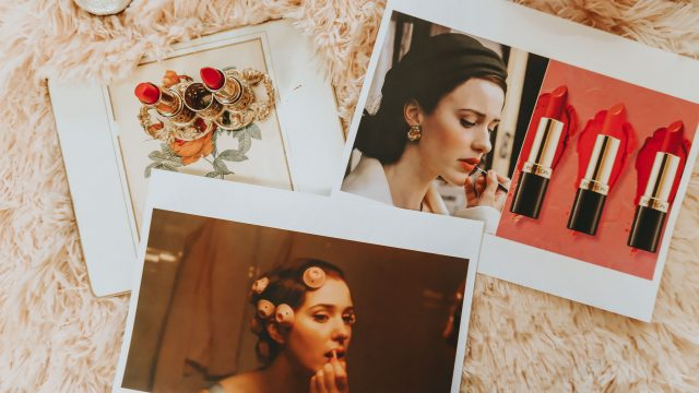 The Marvelous Mrs. Maisell's favorite beauty products, Midge Maisel's favorite beauty products, The Marvelous Mrs. Maisel Makeup,