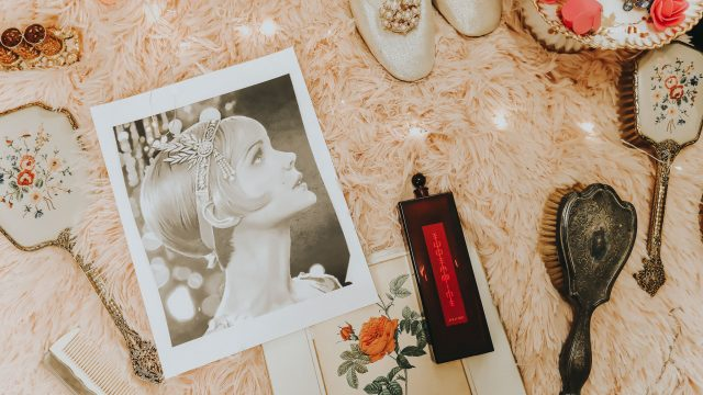 Daisy Buchanan's favorite Beauty products, Daisy Buchanan, The Great Gatsby, 1920s perfume, 1920s beauty products, vintage makeup, flapper makeup, tangee cosmetics, vintage Elizabeth Arden