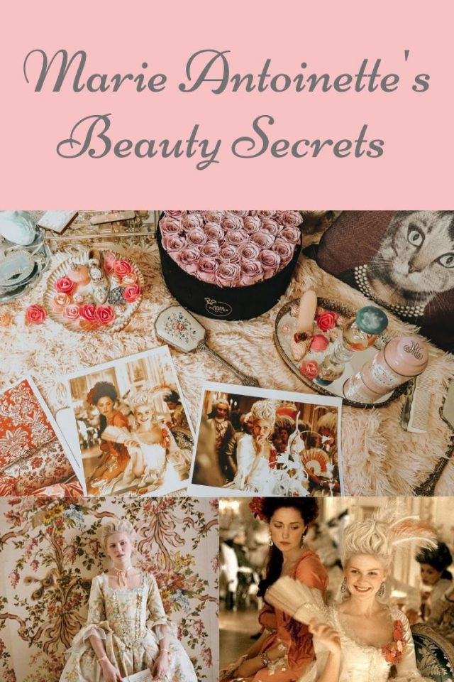 Marie Antoinettes favorite beauty products, Marie Antoinette beauty secrets, Marie Antoinette, Marie Antoinette Perfume