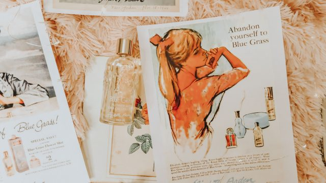 vintage perfumes you can still buy today, famous 20th-century perfumes, vintage perfumes, vintage fragrances, old Hollywood perfumes,