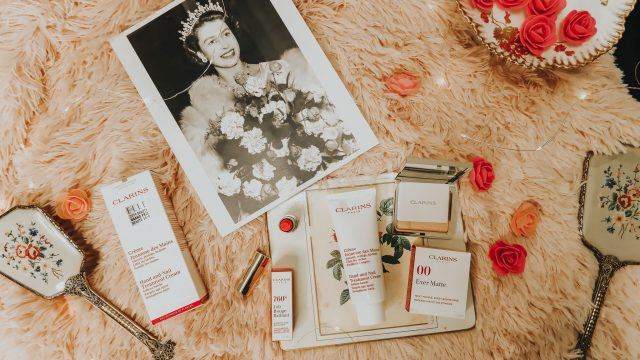 Queen Elizabeth's Favorite beauty products, Queen Elizabeth, Queen Elizabeth perfume, Queen Elizabeth Clarins, Queen Elizabeth Essie Ballet Slippers, Queen Elizabeth Molton Brown, queen Elizabeth Yardley