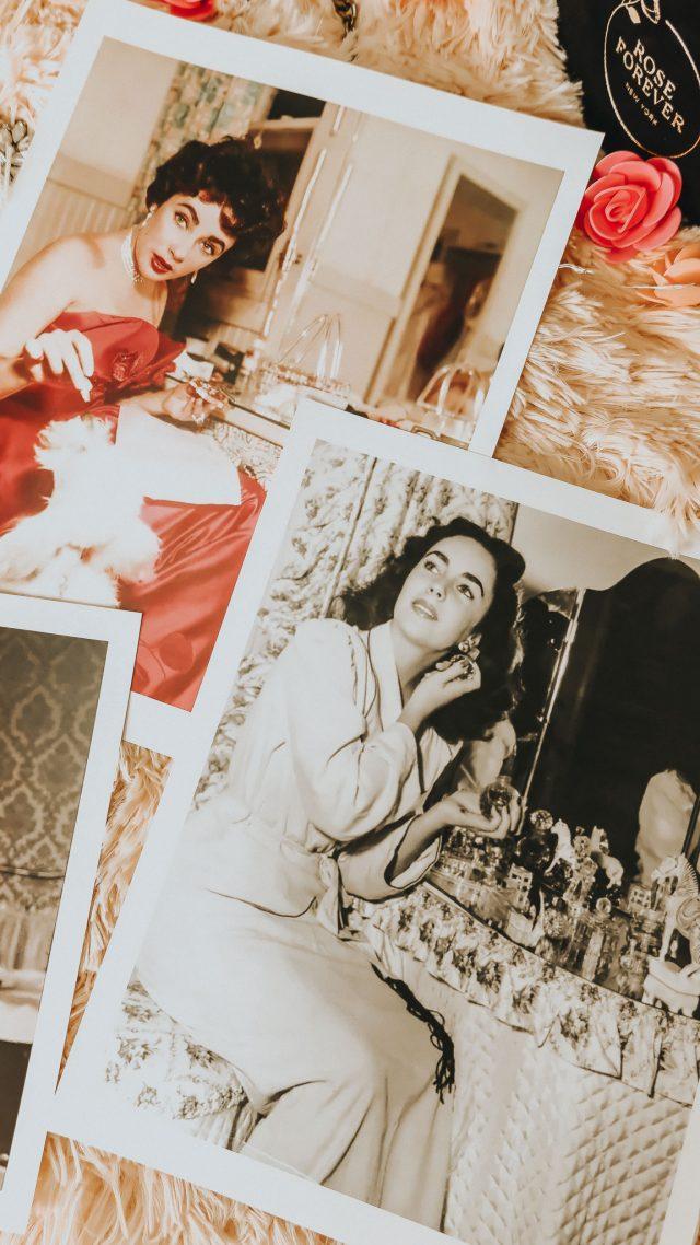 DIY Old Hollywood Beauty Tricks, Old Hollywood beauty secrets, Old Hollywood beauty tips, Old Hollywood makeup, old Hollywood beauty hacks, elizabeth taylor, rita hayworht, sofia loren, mae west, joan crawford, marilyn monroe
