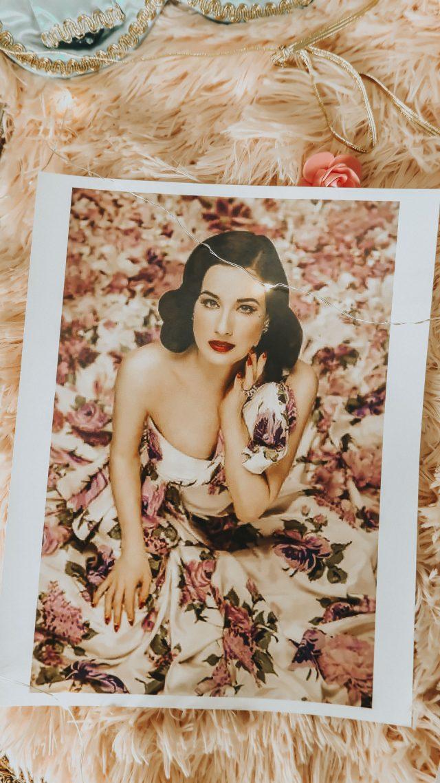 Dita Von Teese, Dita Von Teese favorite drugstore beauty products, Dita Von Tease Favorite beauty products, Dita Von Teese Beauty routine